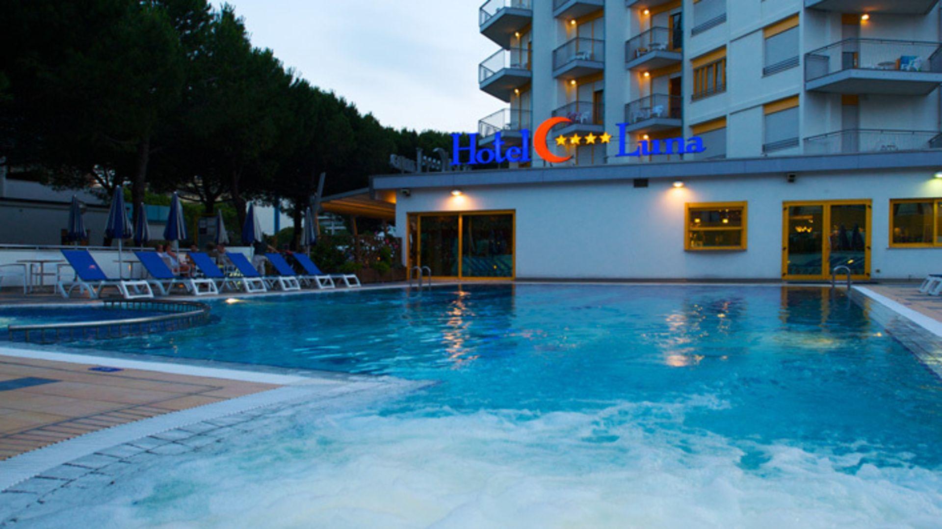 Urlaub In Bibione In Hotel Mit All Inclusive Hotel Luna
